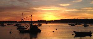 Three Bays Sunset