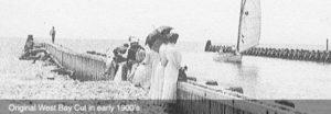 photo west bay cotuit circa 1900