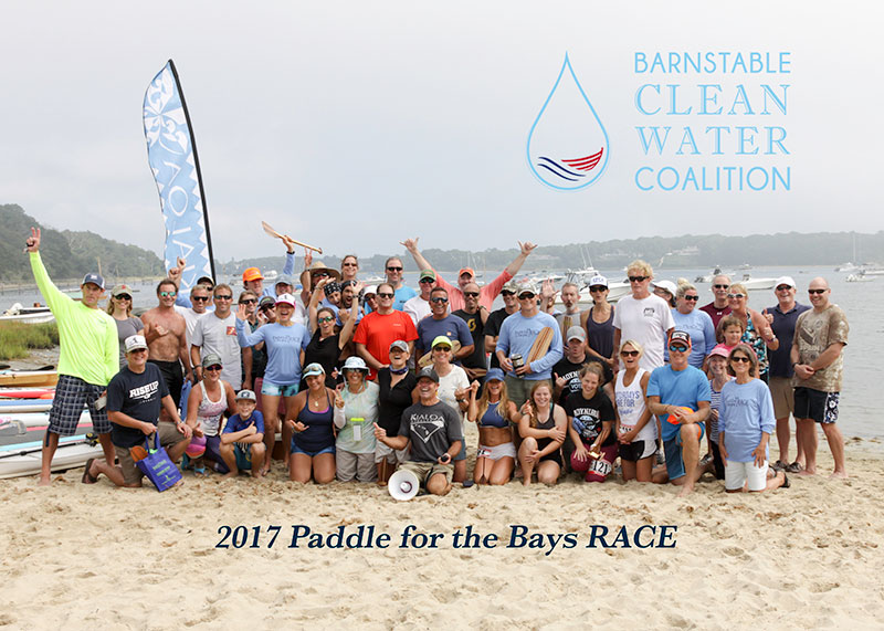 paddle Race group photo