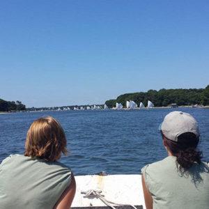 Cotuit sail boat races