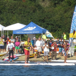 Paddle for Three Bays Race
