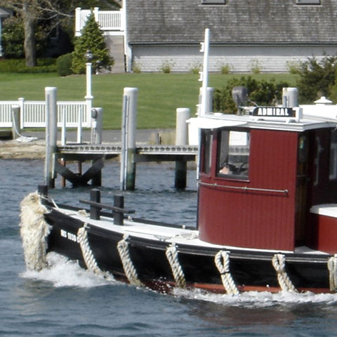 Admiral's Watch tug boat