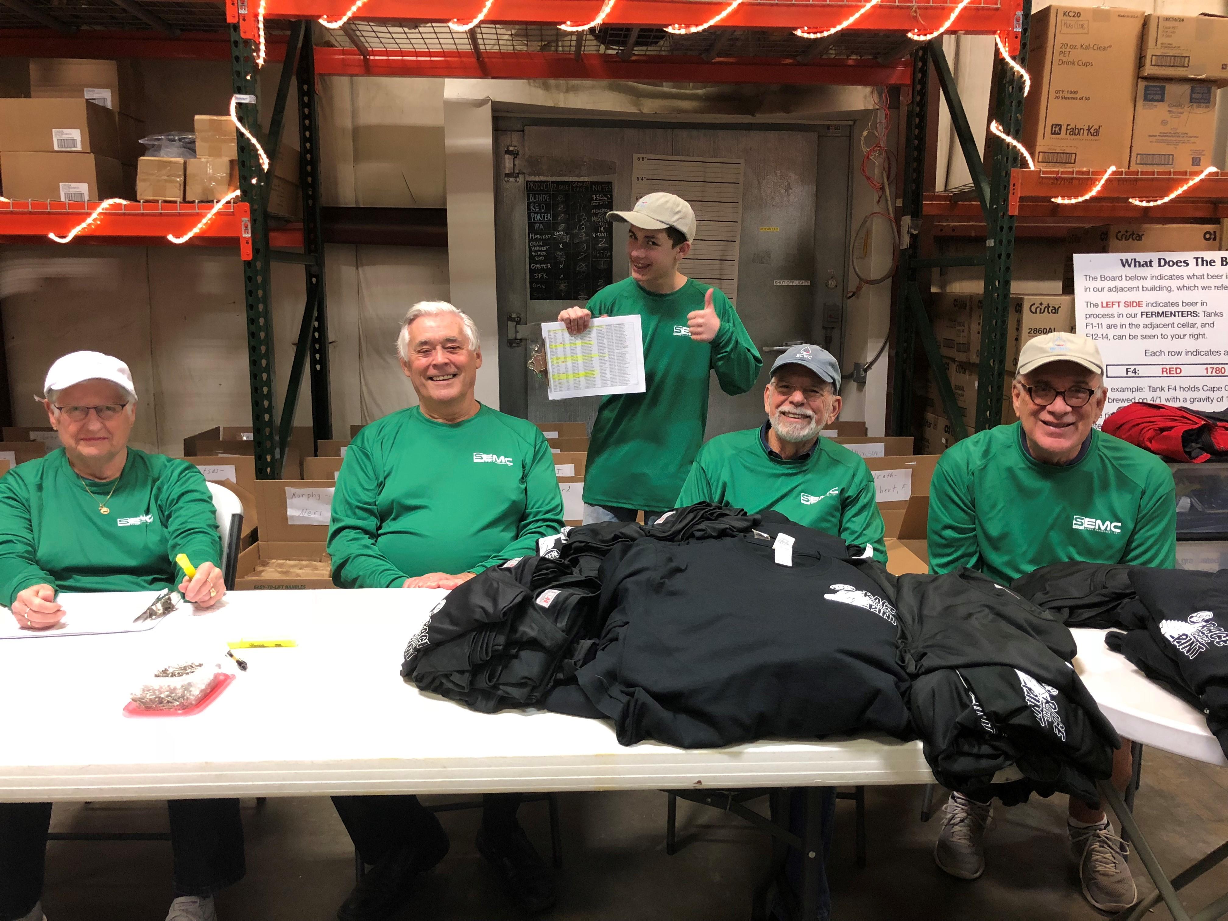 Volunteer Crew 1